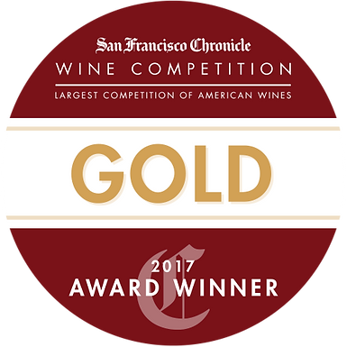 SAN FRANCISCO CHRONICLE WINE COMPETITION - February, 2017