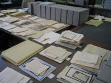 Some of HSP's manuscript and graphic collections have finding aids that provide inventories of what is contained in the collection, background information, and descriptions about how the collection is organized.