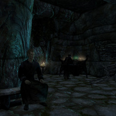Lokir's Tomb - Mages resting