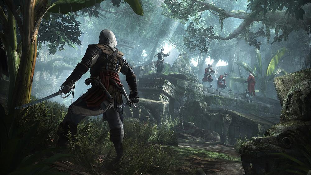 Assassin's Creed IV - Jungle