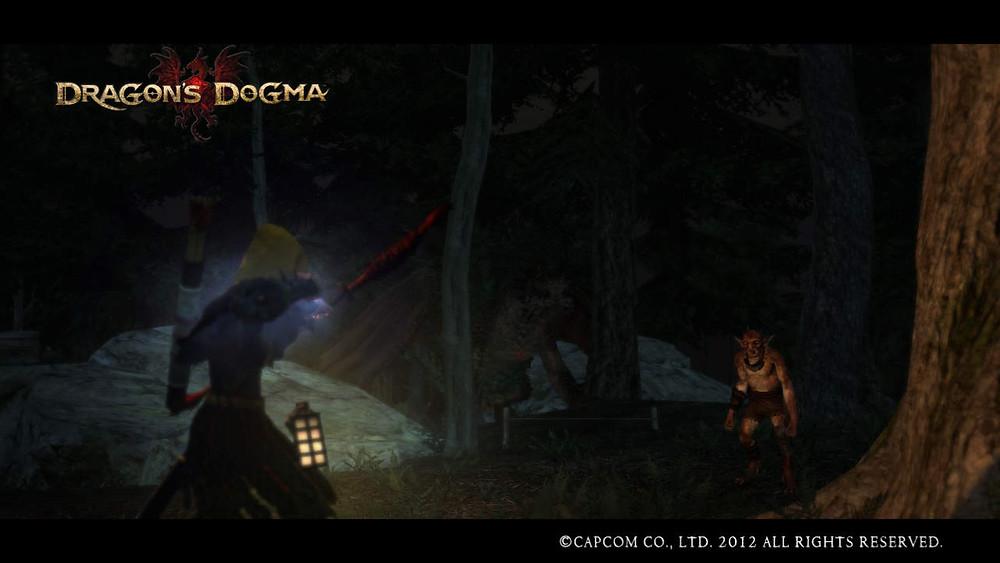 Dragon's Dogma - Facing the Drake