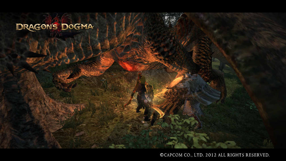 Dragon's Dogma - Figgy in Trouble