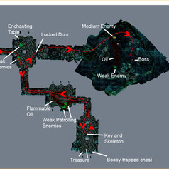 Lokir's Tomb Map