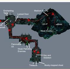 Lokir's Tomb Map