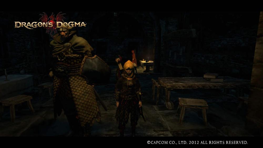 Dragon's Dogma - Figgy the Pawn