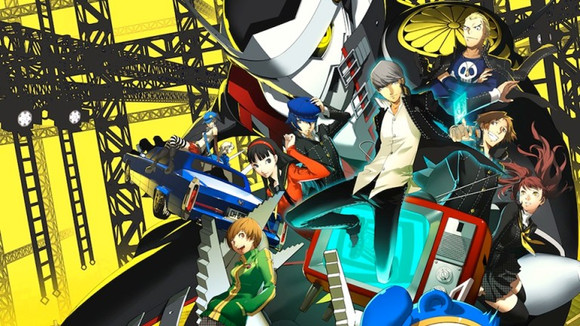 From the Archives - Mechanics and Imagery in Persona 4's Boss Battles