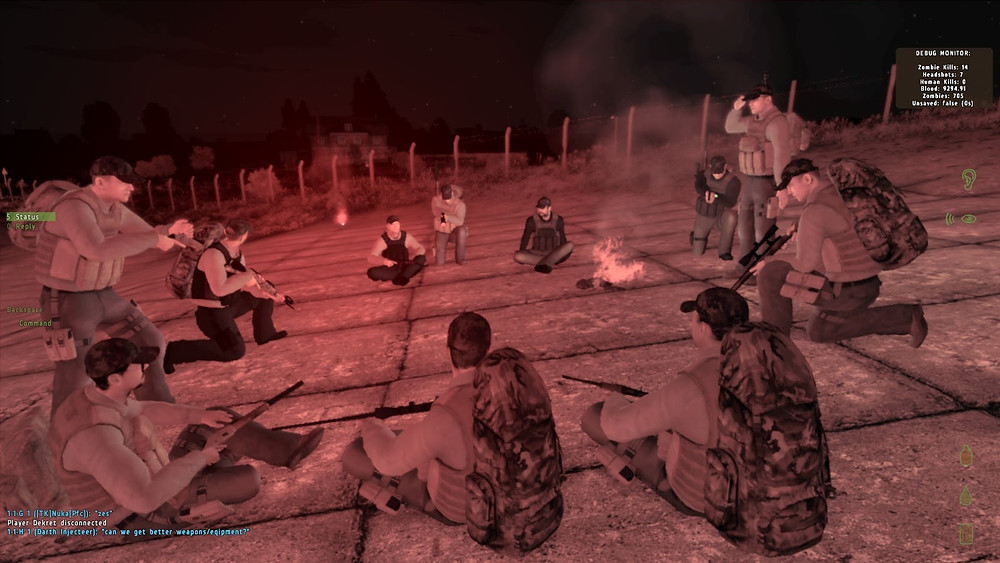 DayZ - A Group of Survivors