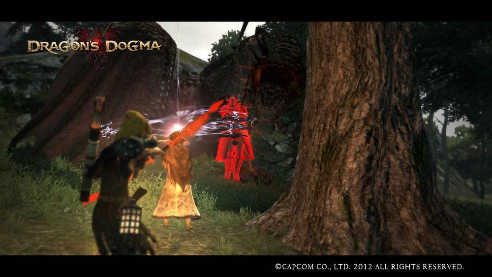 Dragon's Dogma - The Drake Corrupts Figgy