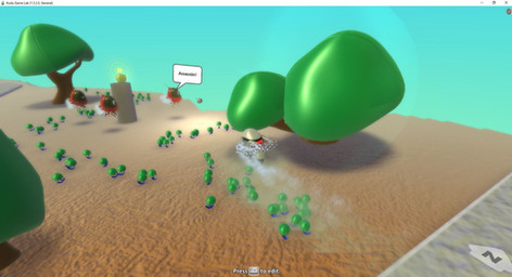 Weekly Kodu Tasks