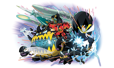 Pokemon Moon - Ultra Beasts
