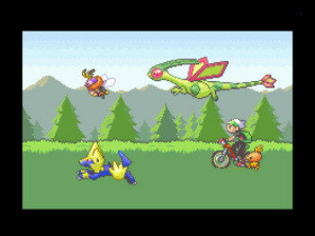 Pokemon Emerald - Title Screen