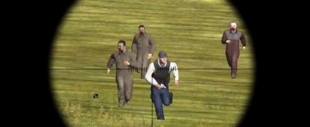 DayZ - A Player in the Crosshairs