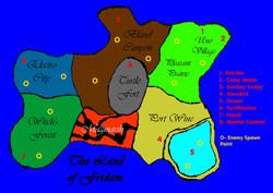Turtle War Map