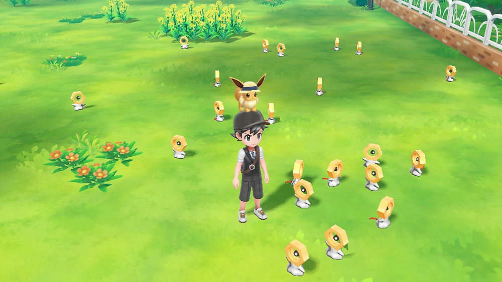 Pokemon Let's Go - Meltan