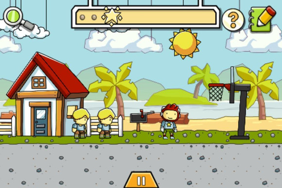 From the Archives - Affordances In Scribblenauts: Enabling Creativity