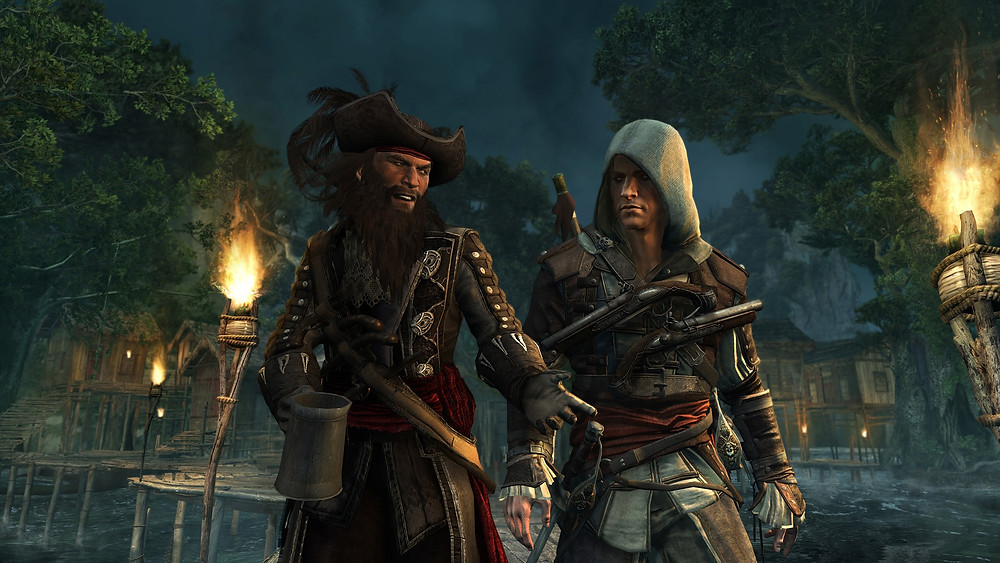 Assassin's Creed IV - Blackbeard