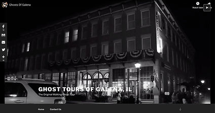 Ghosts of Galena Website Thumbnal