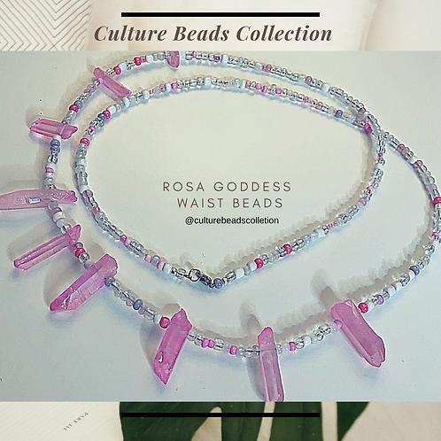 Rosa Goddess Waist Beads