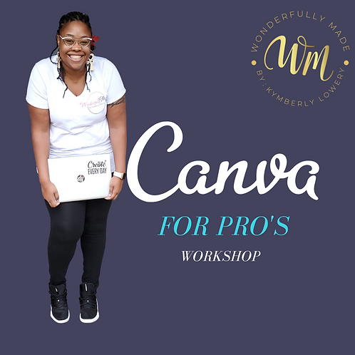 Canva For Pro's