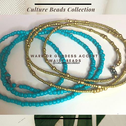 Warrior Goddess Accents Waist Beads
