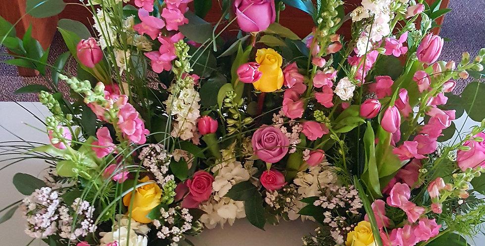 Spring Memorial Tribute