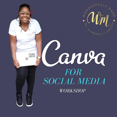 Canva For Social Media
