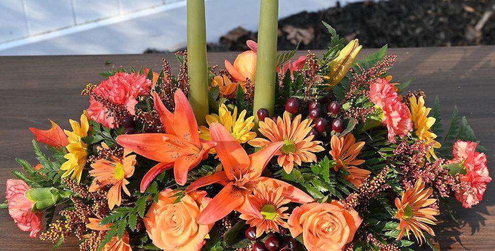 Fall Fiesta Centerpiece