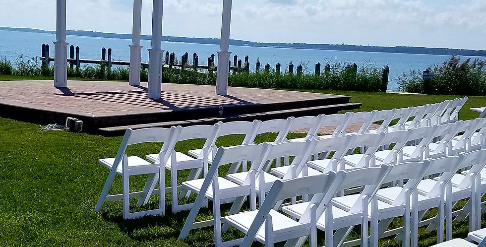 Rehoboth Country Club Wedding