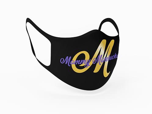 Mommy Morebucks Classic Design Face Cover