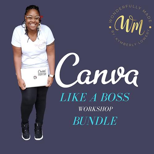 Canva Like A Boss - Bundle