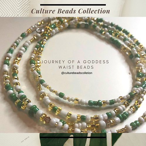 Journey of a Goddess Waist Beads