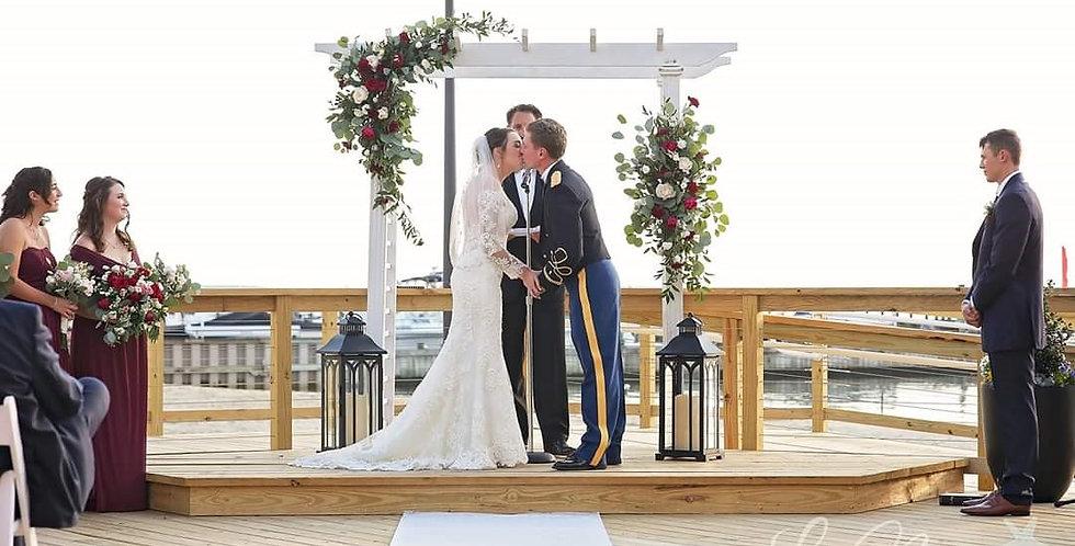 Alyson wedding- Hyatt Dewey Beach