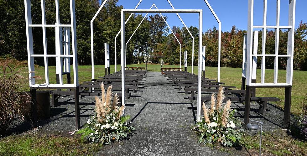 Sanders Wedding - Rustic Farms - Townsend DE - 10/17/20