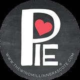 Windmill Love Pie Logo