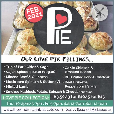 WINDMILL February Pies