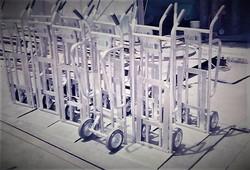 Trolleys - Dnata Cargo