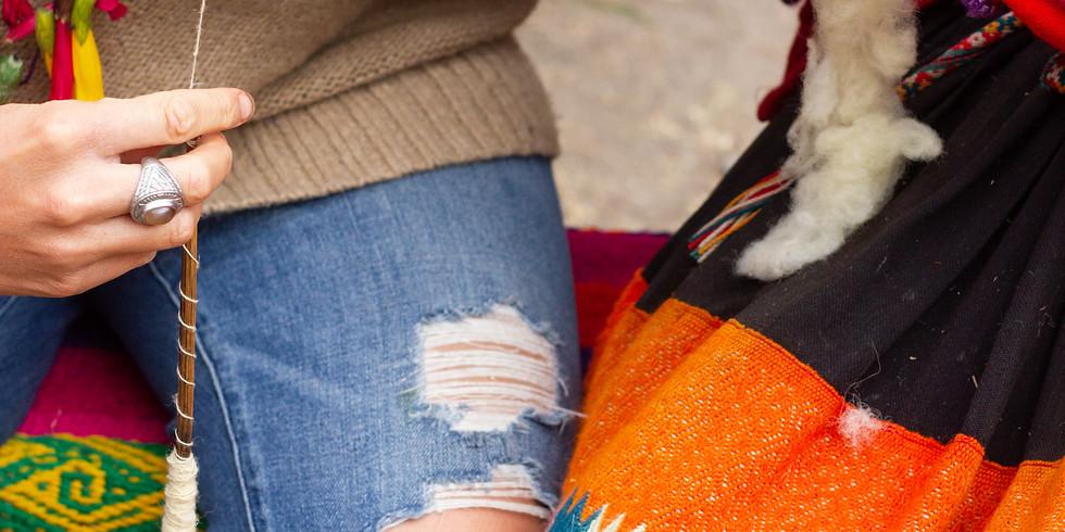 Tintes & Textiles   August