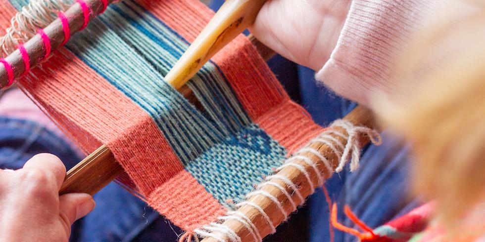 Tintes & Textiles | October