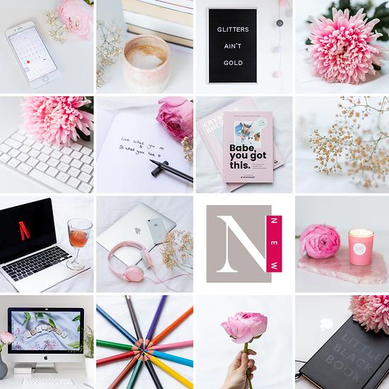 Contentpakket 'Think Pink'