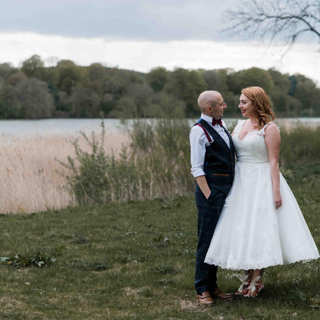 YSP wedding photographer