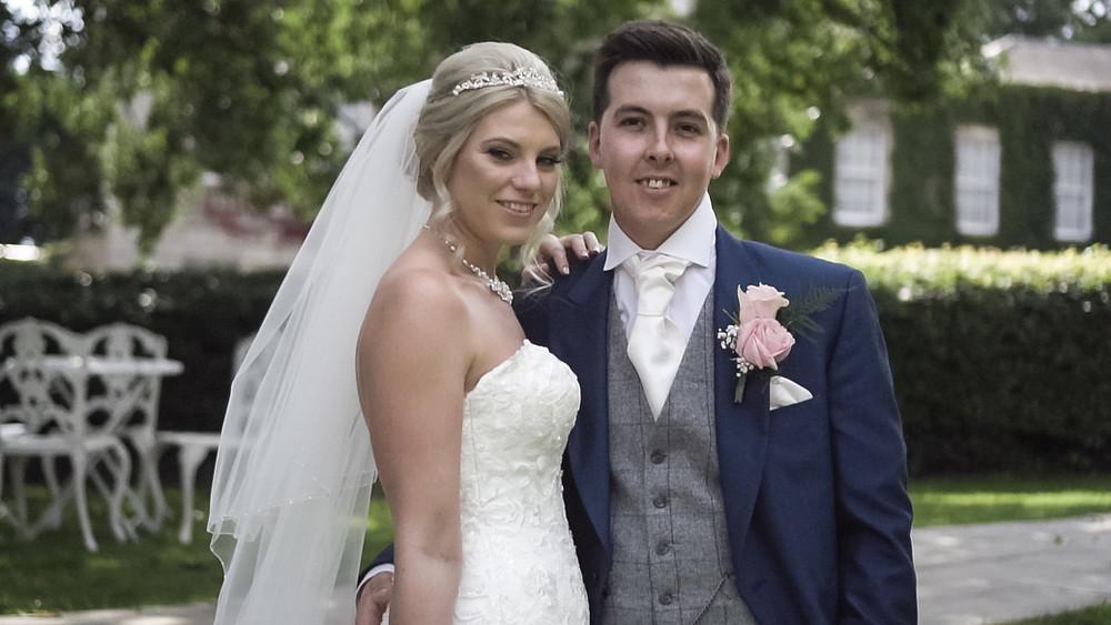 Aston Hall Hotel wedding video