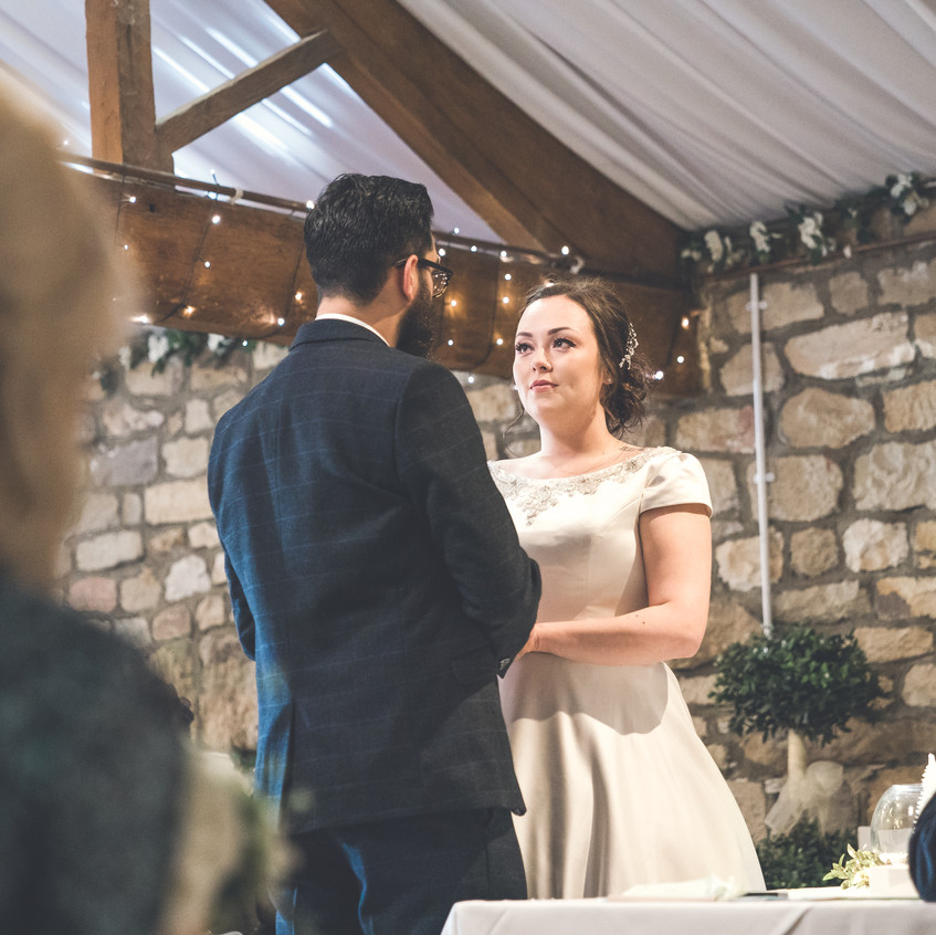 Wedding commitment