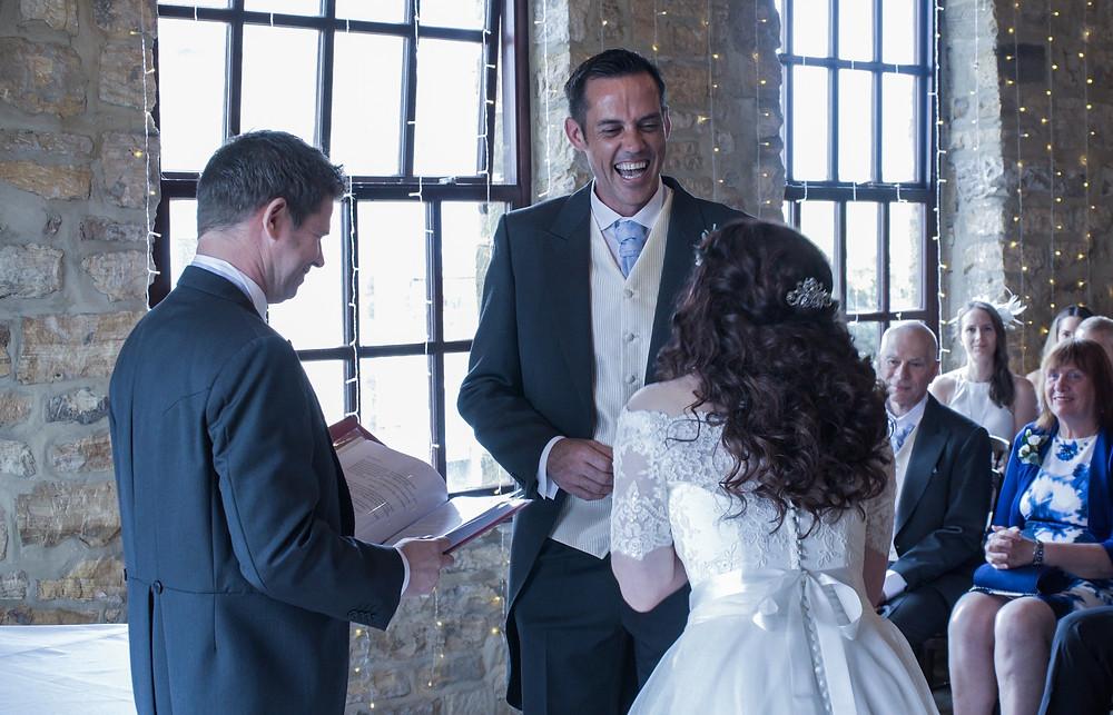 Raven's Hall Hotel Wedding, North Yorkshire
