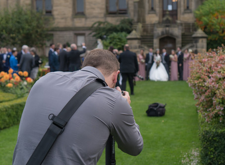 Why we got into weddings | Yorkshire videographer & photographer