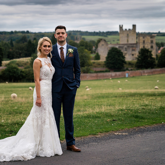 North yorkshire wedding photographer & videographer