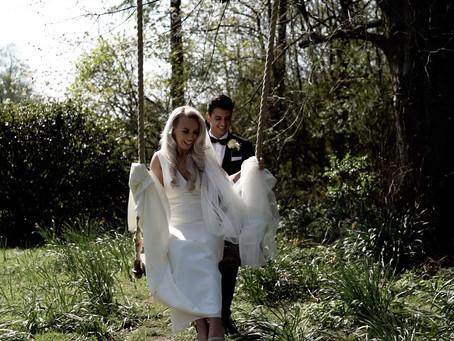 EMMA & RAMEEN | BALBIRNIE HOUSE WEDDING VIDEO
