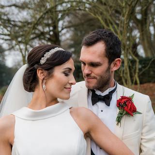 Rossington Hall wedding photographer