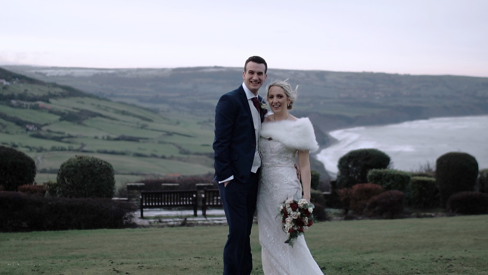 Wedding videography near Scarborough, North Yorkshire