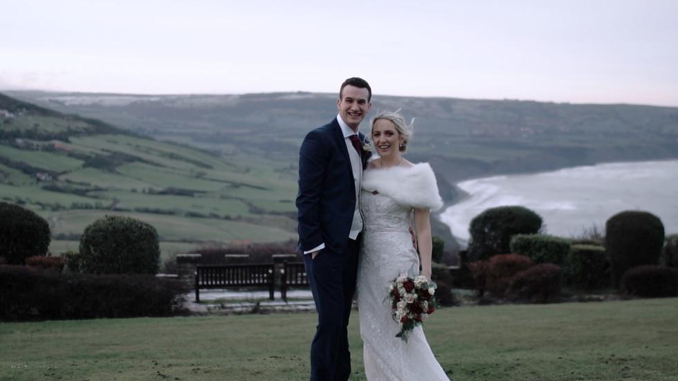 A WINTER WONDERLAND WEDDING NEAR WHITBY