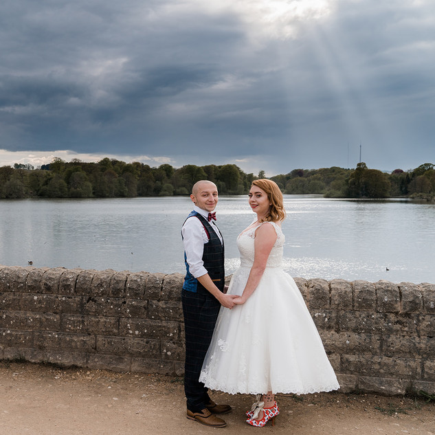 Holly & Jamie | Yorkshire Sculpture Park | Wakefield